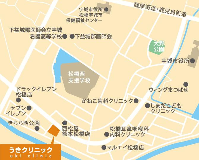 近郊map